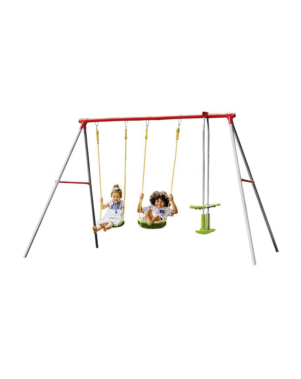 Sun&sport - centro gioco double swing - Sun&Sport