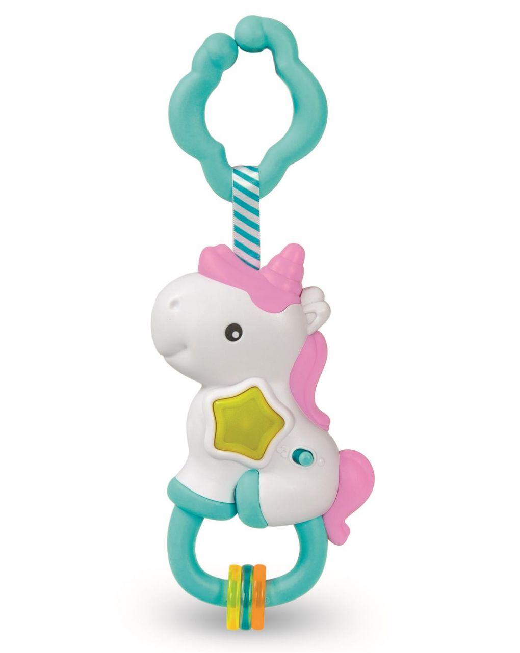 Baby clementoni - unicorno interattivo - Clementoni