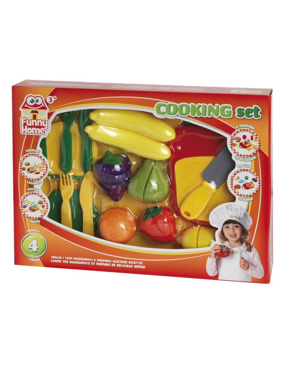 Funnyhome - cooking set - FunnyHome