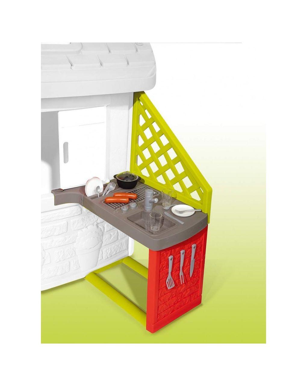 Jura lodge cucina - Smoby