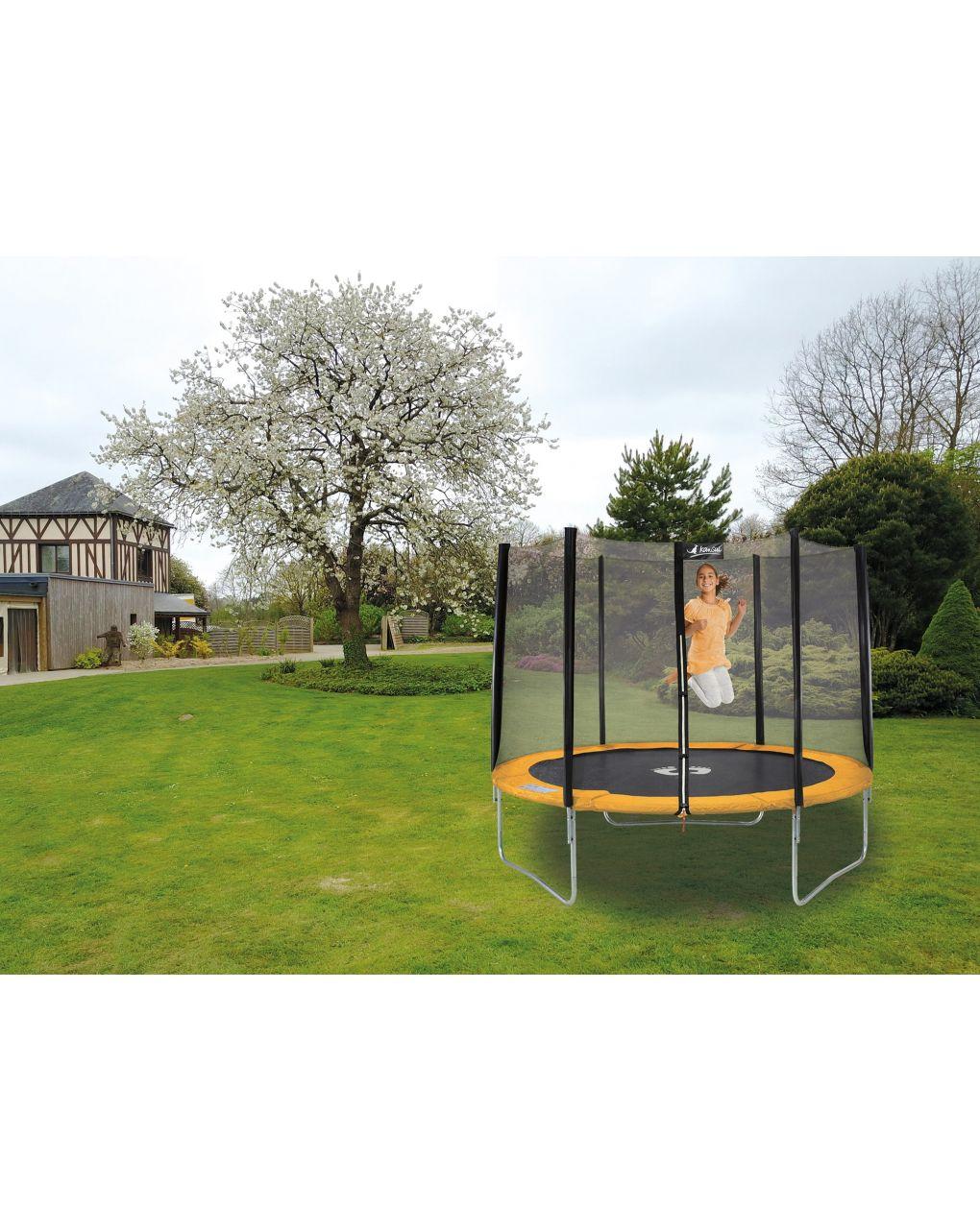 Sun&sport - trampolino 244 cm - Sun&Sport