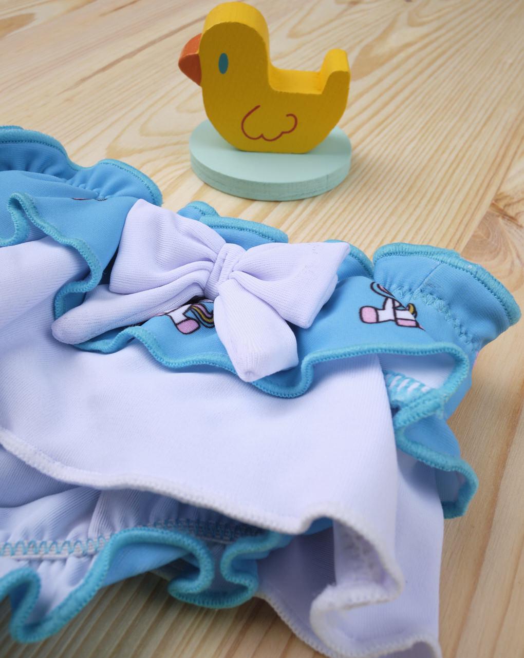 """Costume bimba slip """"unicorno"""" - Prénatal"""