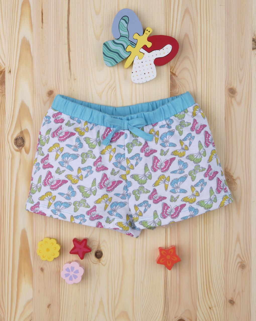 """Shorts bimba """"butterfly"""" - Prénatal"""