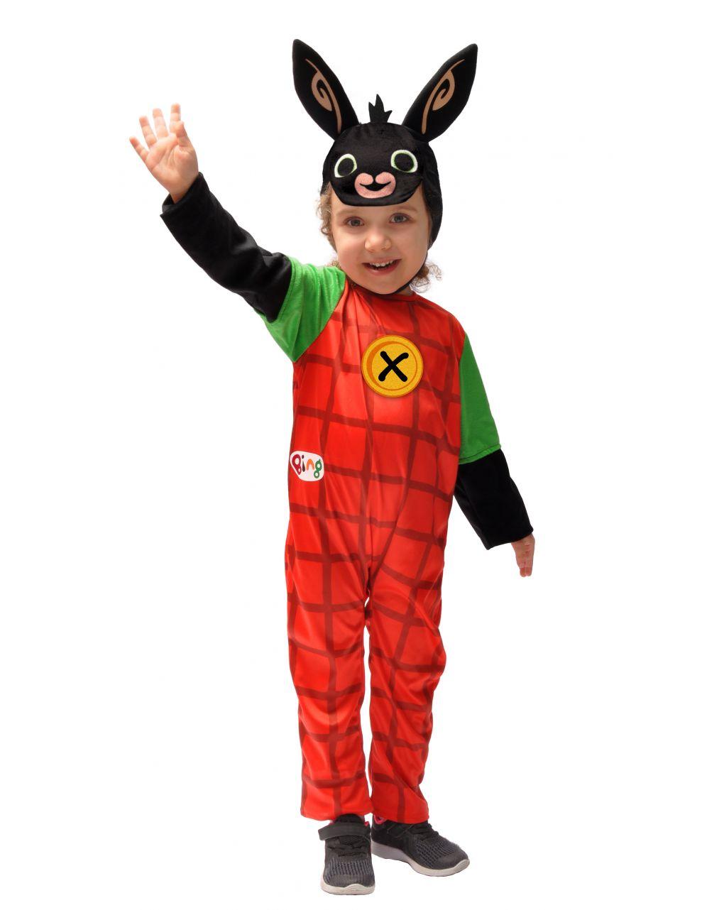 Bing bunny costume baby (tg 2 - 3 anni) - Bing