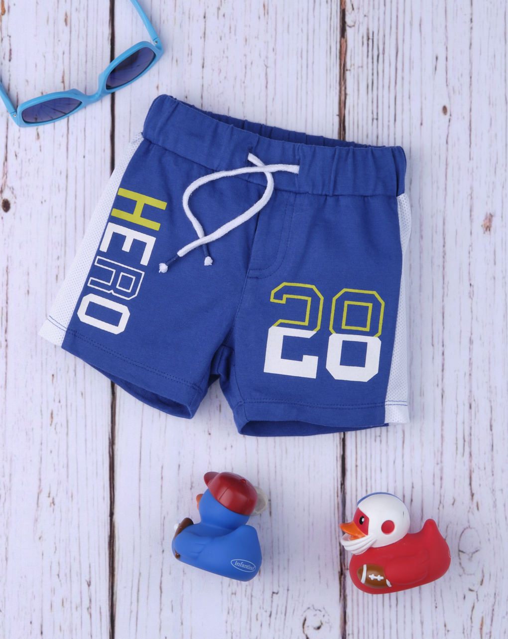 "Shorts boy ""hero 28"" - Prénatal"