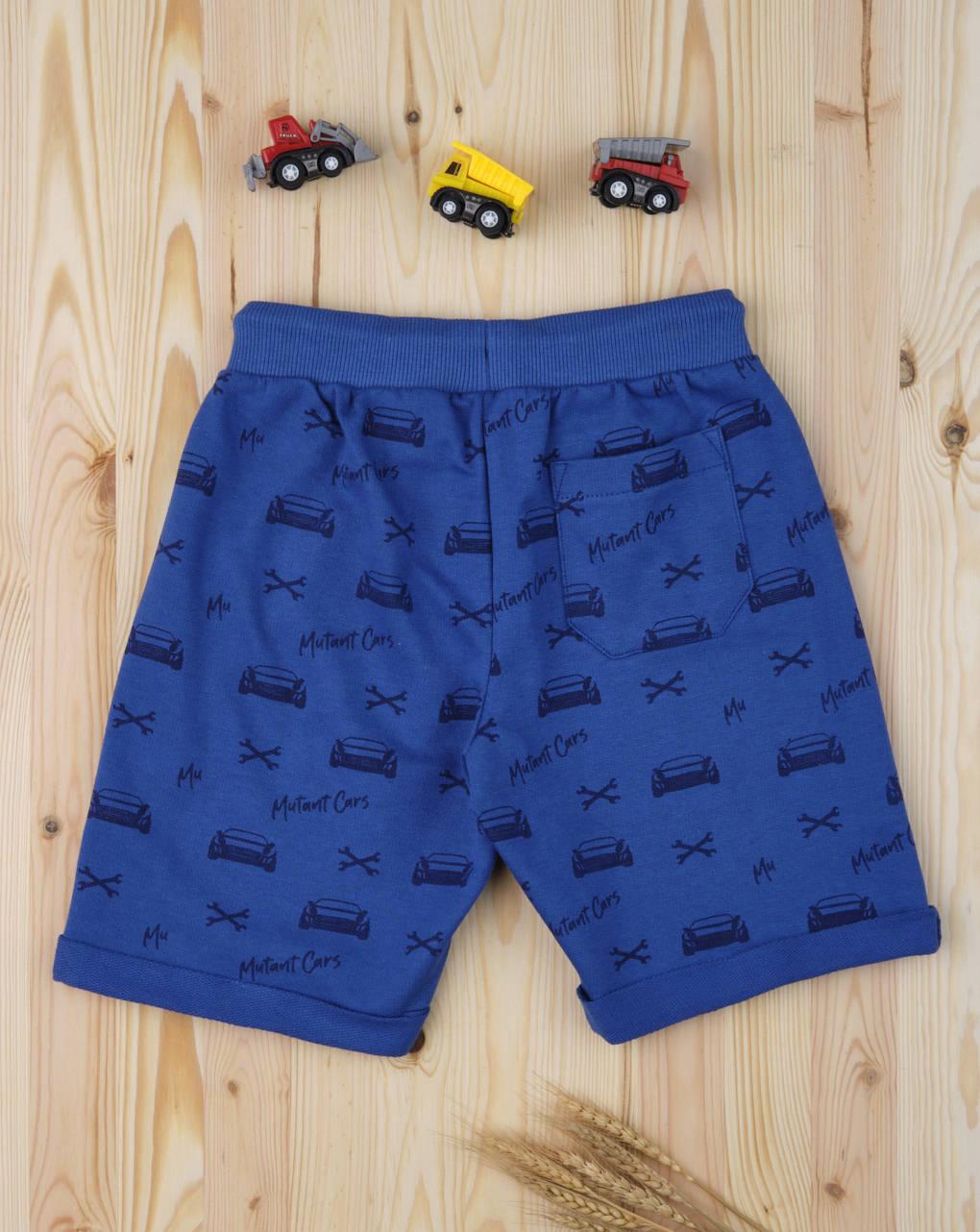"Shorts bimbo ""blue machine"" - Prénatal"
