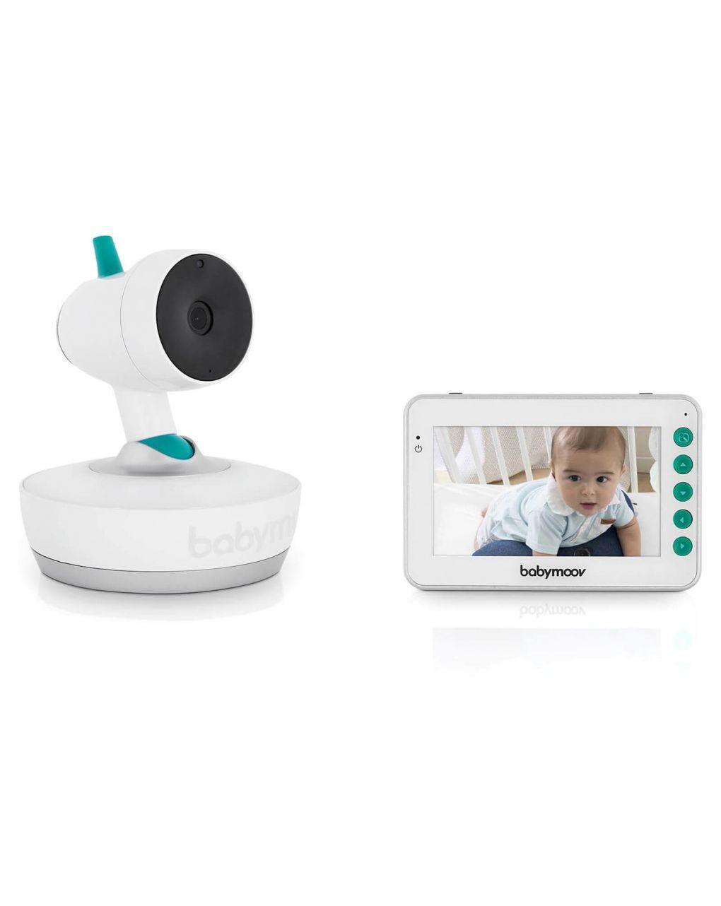 Babymoov yoo moov babyphone video motorizzato 360° - Babymoov