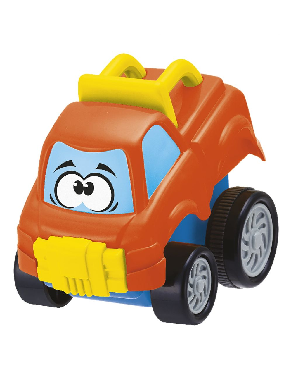 Baby smile - veicoli city patrol - Baby Smile