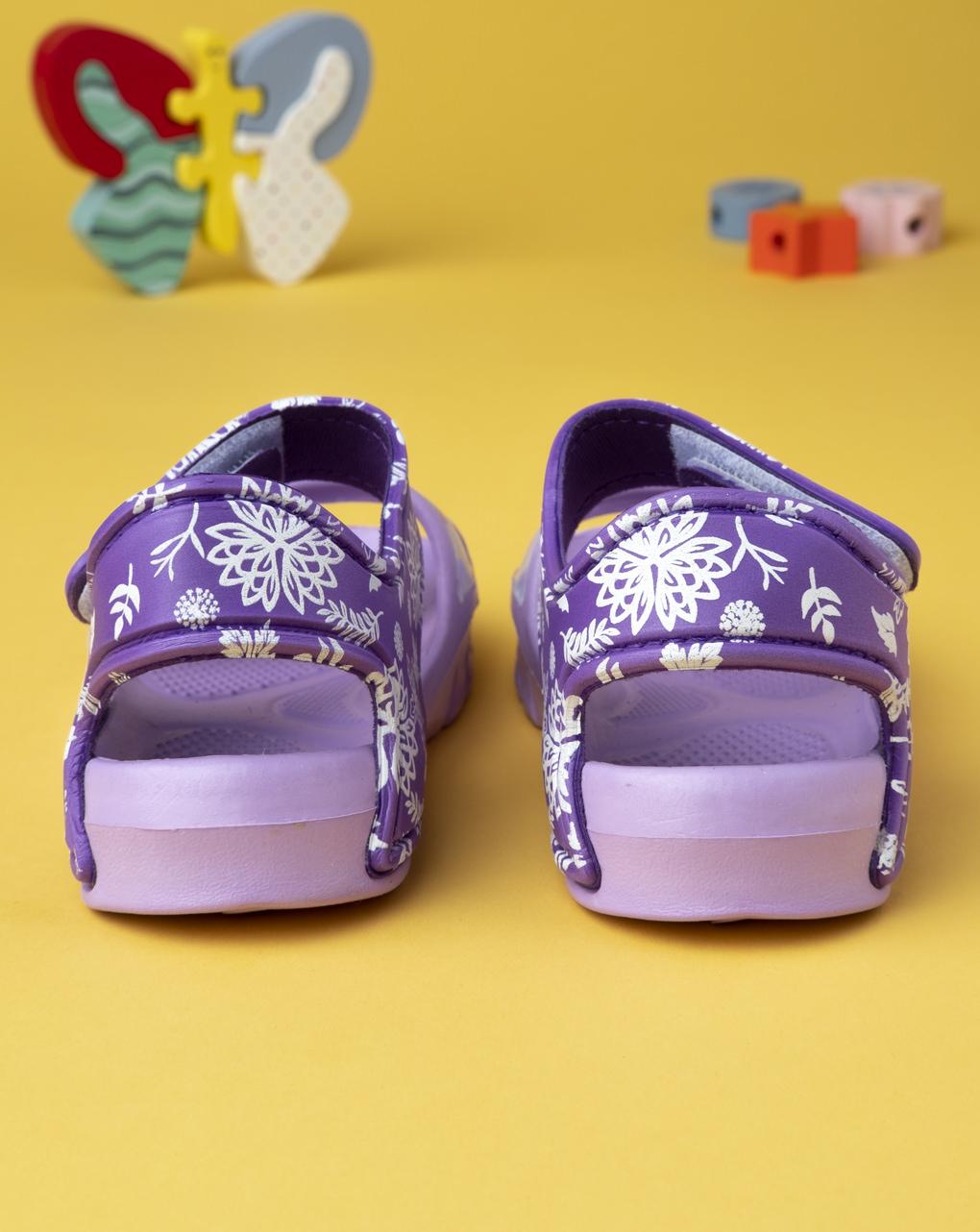 "Sandalo girl ""eva frozen"" - Disney"