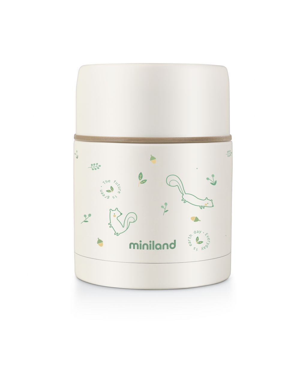 Nature food thermos chip 600ml - Miniland