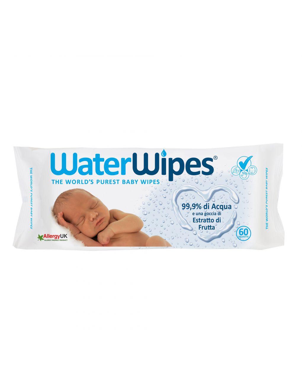Water wipes salviette 60pz - WaterWipes