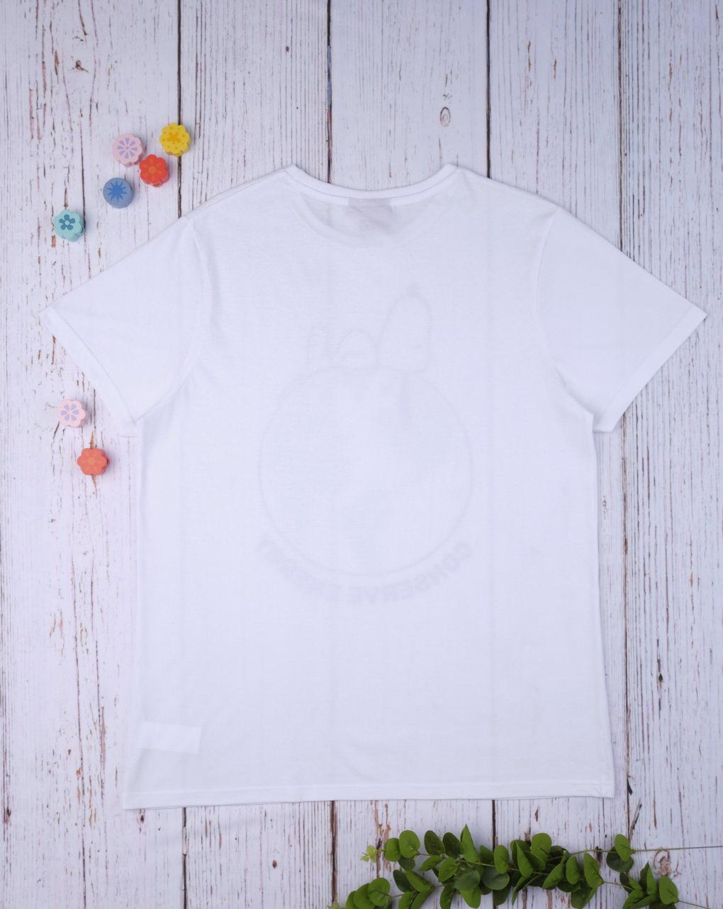 """T-shirt papà """"snoopy world"""" - Prénatal"""