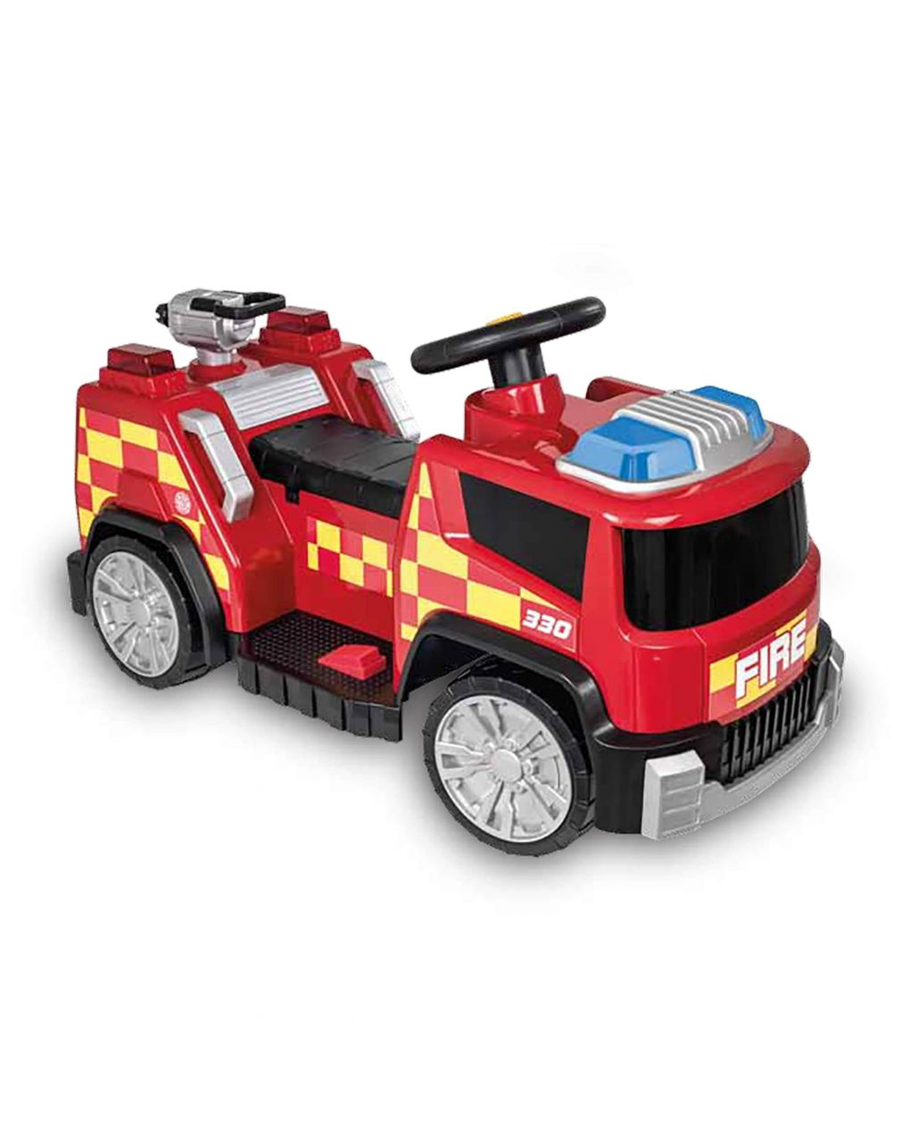 Sun&sport - cavalcabile fire engine - Sun&Sport
