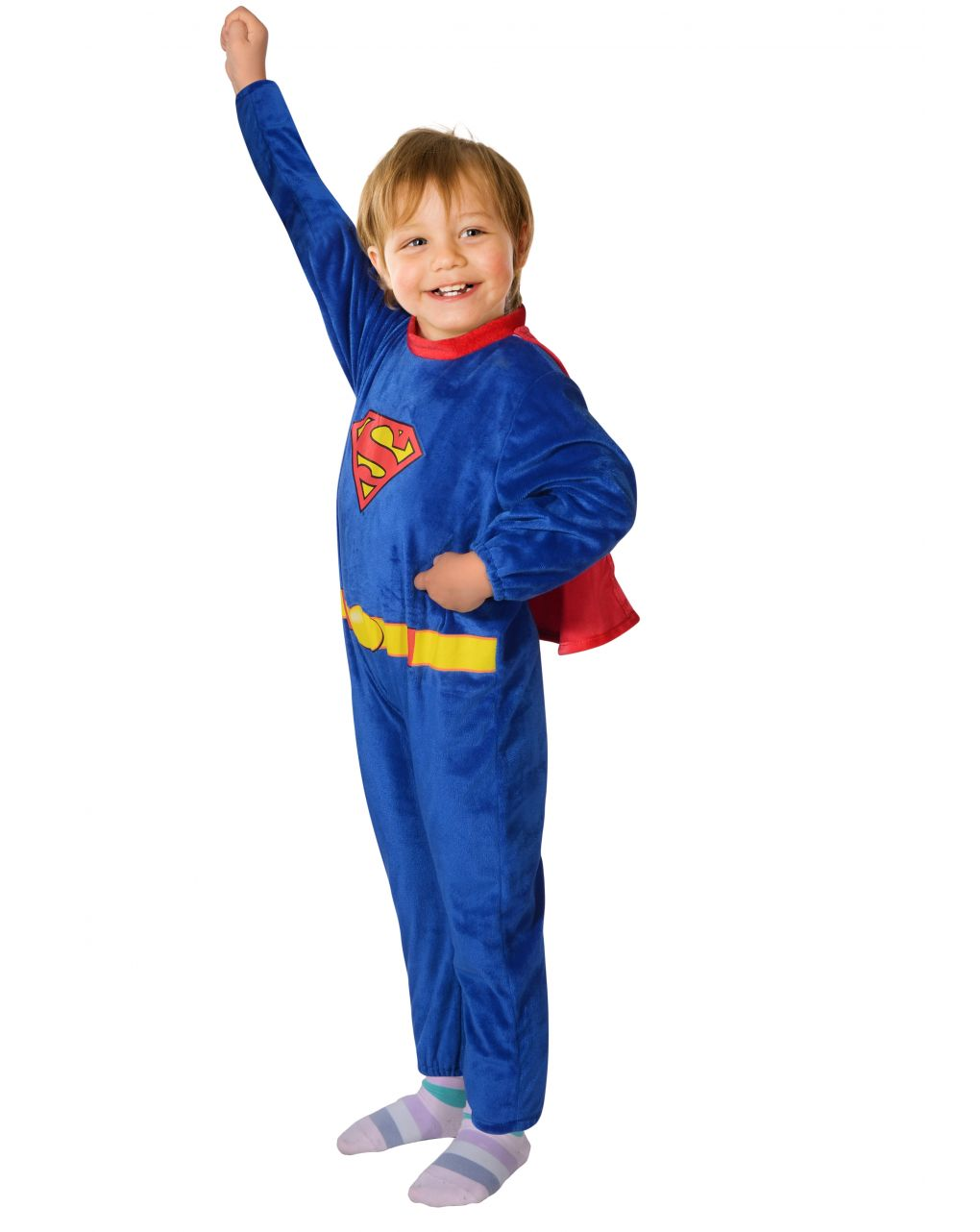 Superman costume baby (tg. 6 mesi) - Ciao