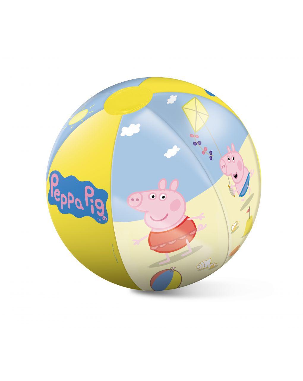Mondo - peppa pig palla gonfiabile d. 50 cm - Mondo