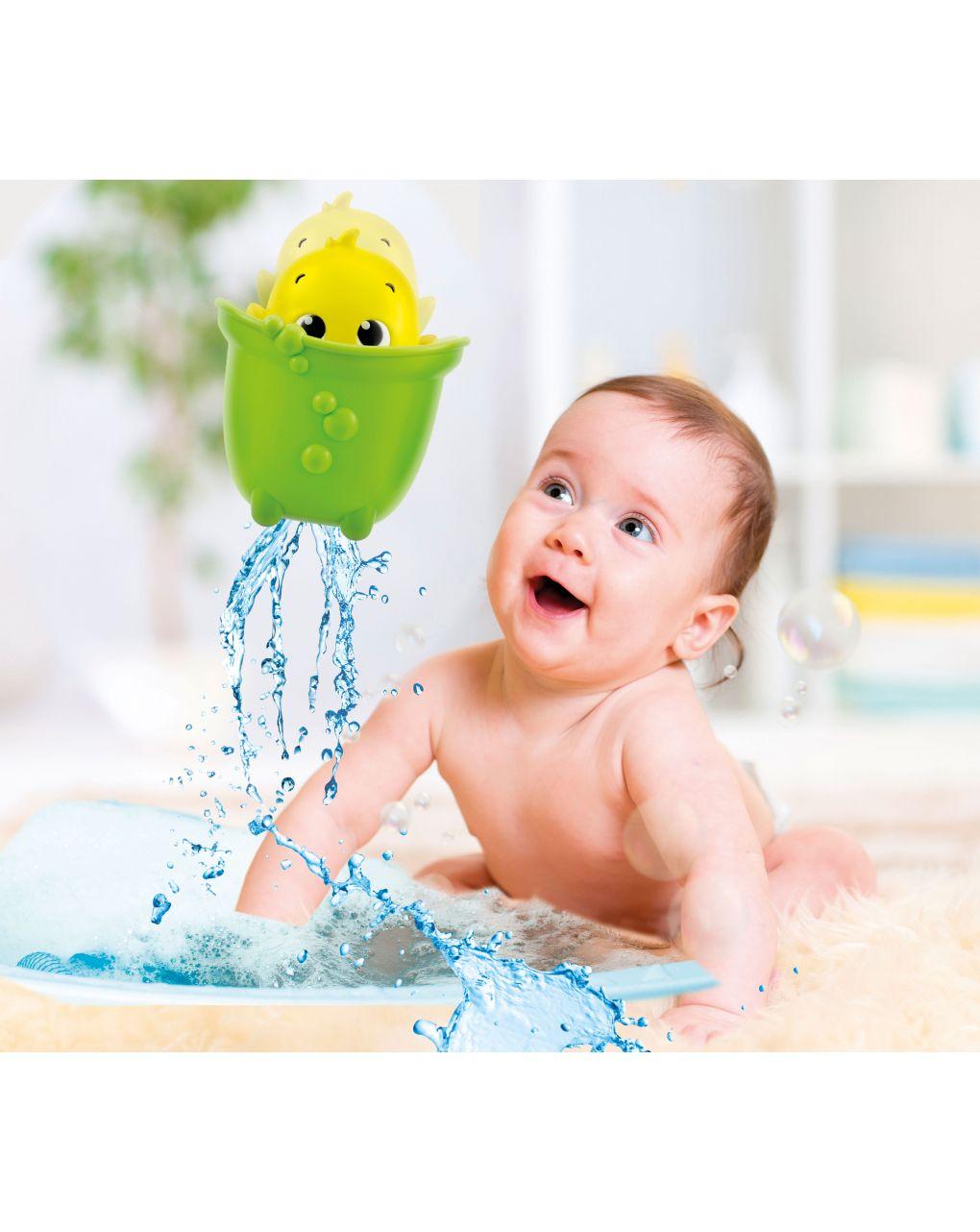 Babyclementoni - peckaboo water friends - Baby Clementoni