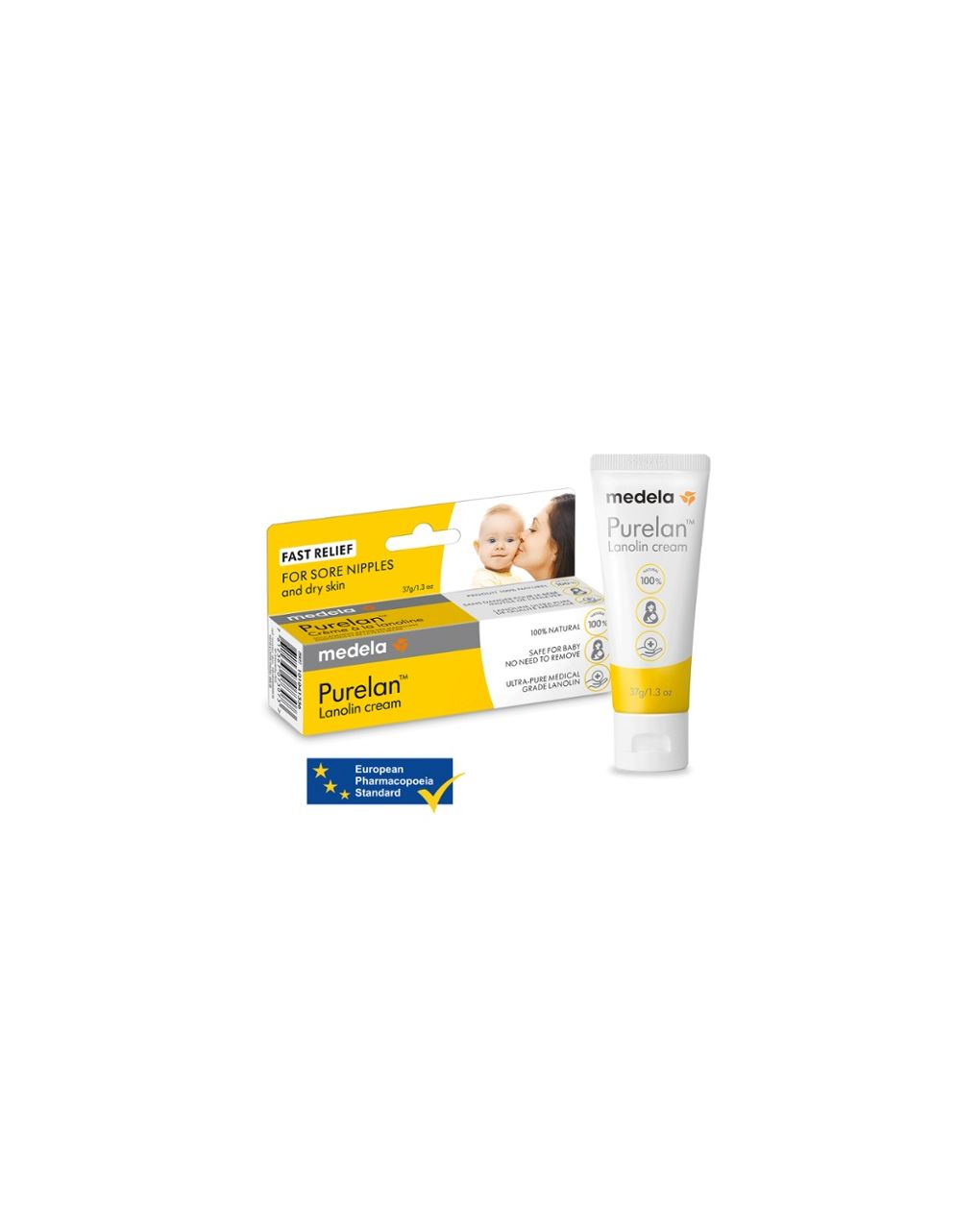 Purelan™ – crema alla lanolina 37g - Medela