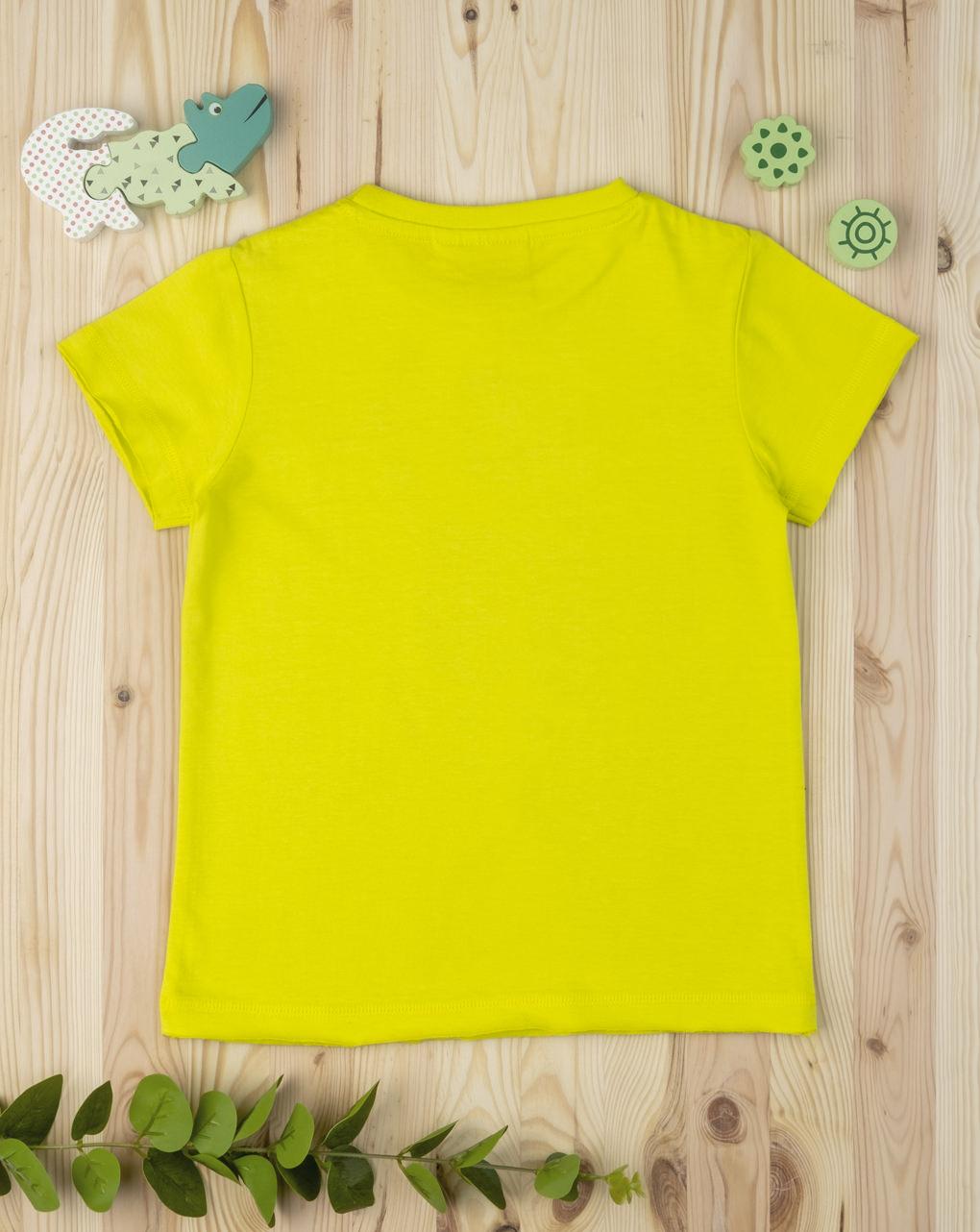 "T-shirt boy ""jurassic"" - Prénatal"
