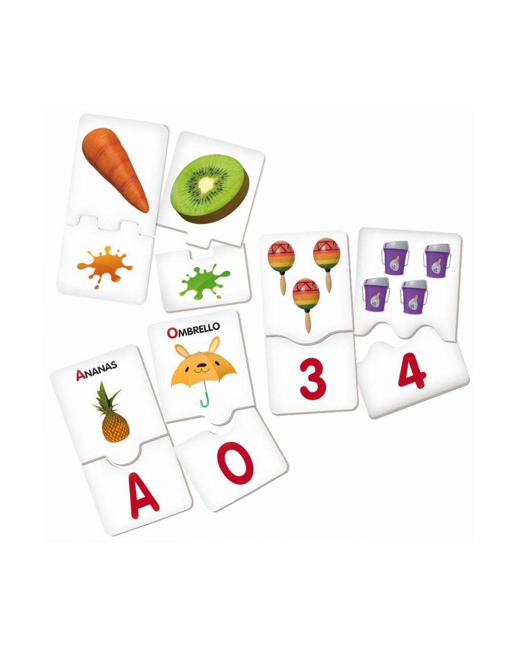 Lisciani - bing raccolta giochi educativi baby - Bing