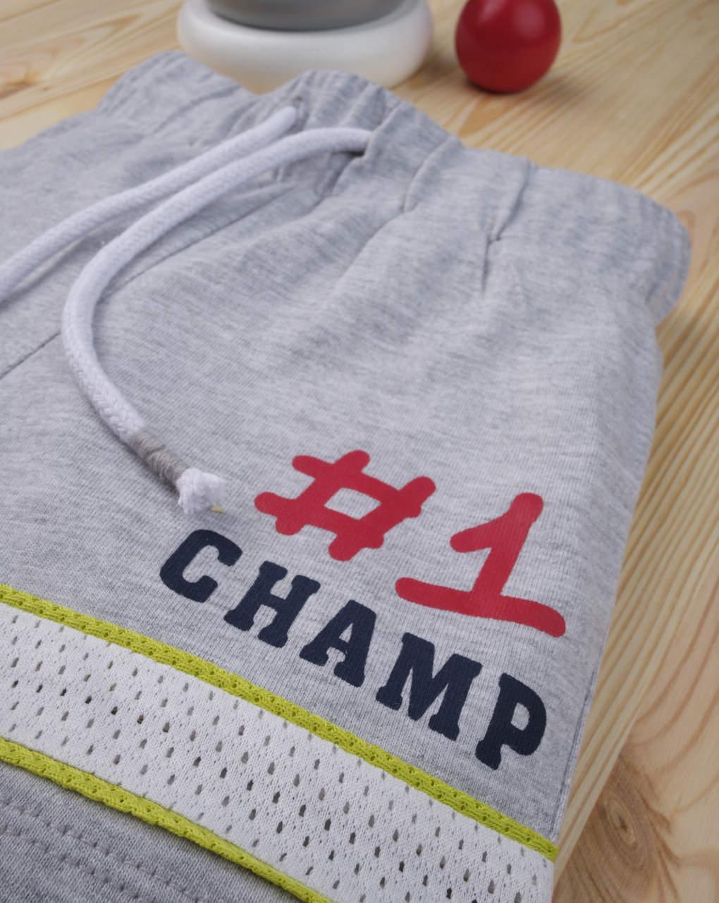 "Short bimbo ""#1 champ"" - Prénatal"