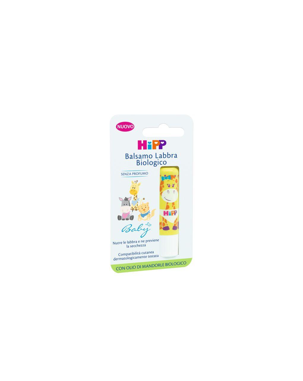 Balsamo labbra biologico 4,8 gr - Hipp