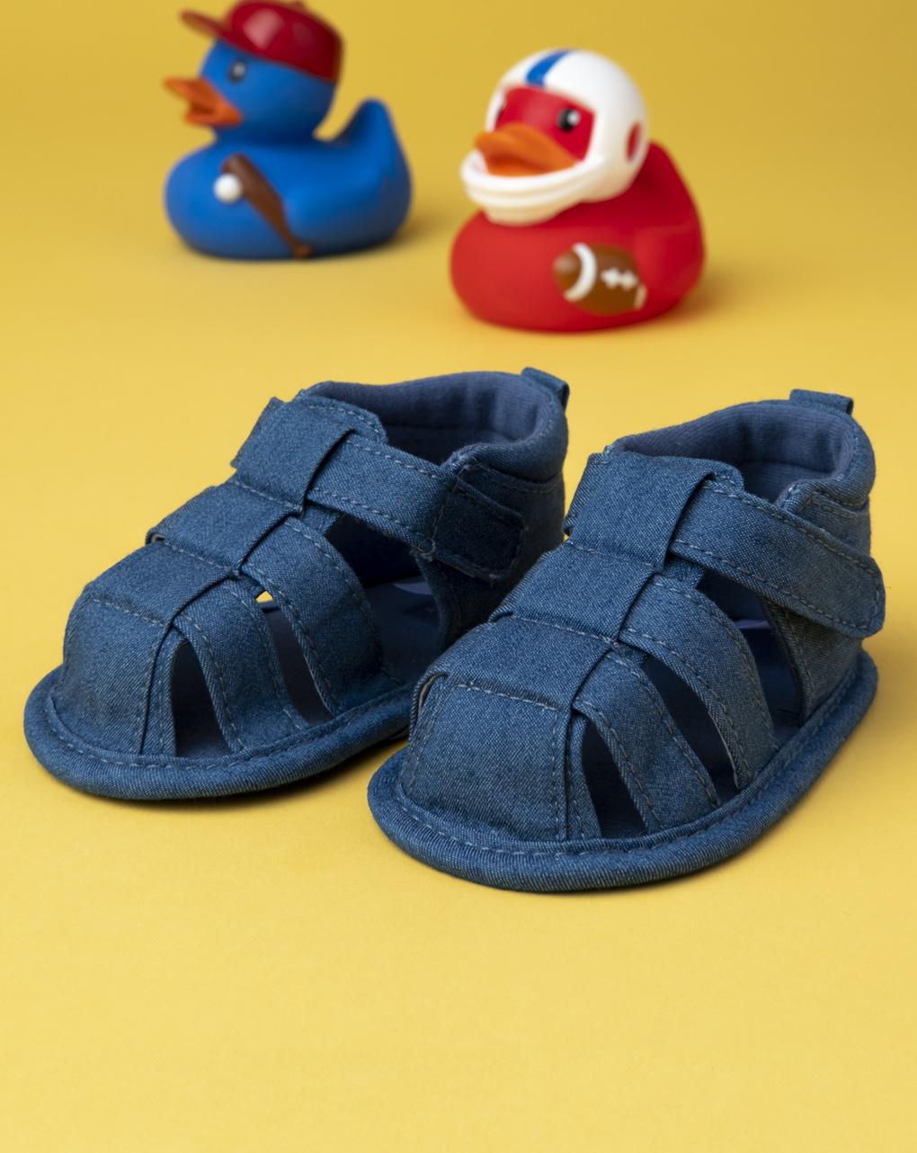 "Sandalo boy ""blu denim"" - Prénatal"