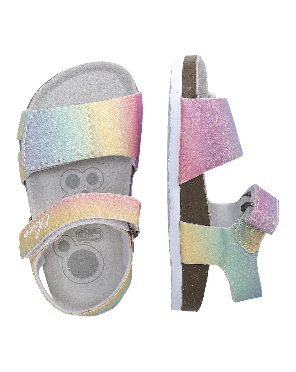 Sandalo femmina fiore - Chicco