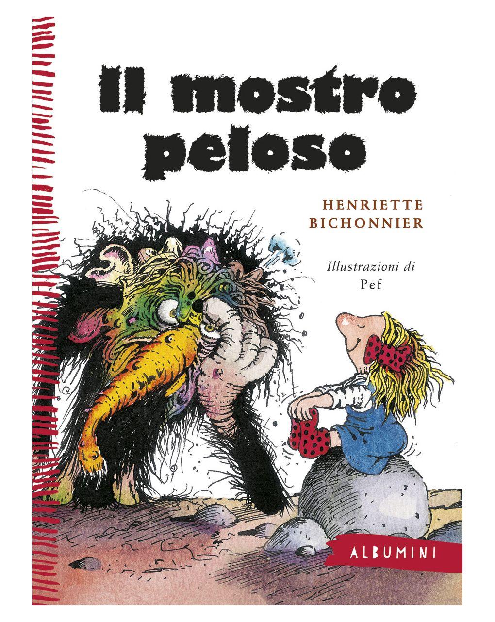 Albumini - il mostro peloso - Edizioni EL