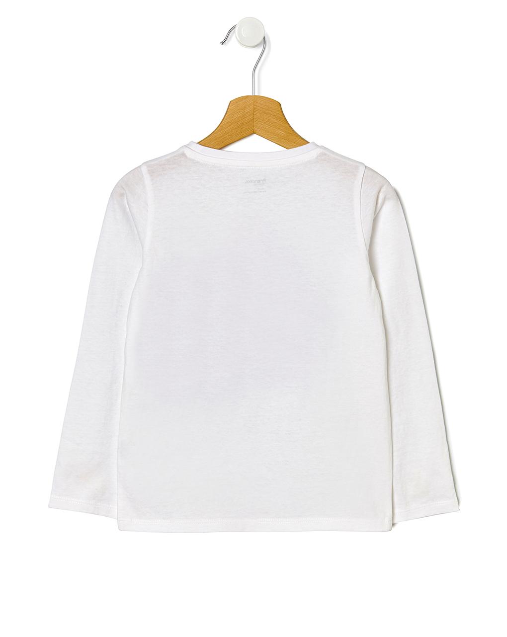 T-shirt basica con stampa unicorno - Prénatal