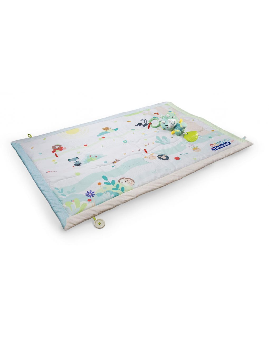 Baby clementoni - baby friends soft play mat - Clementoni