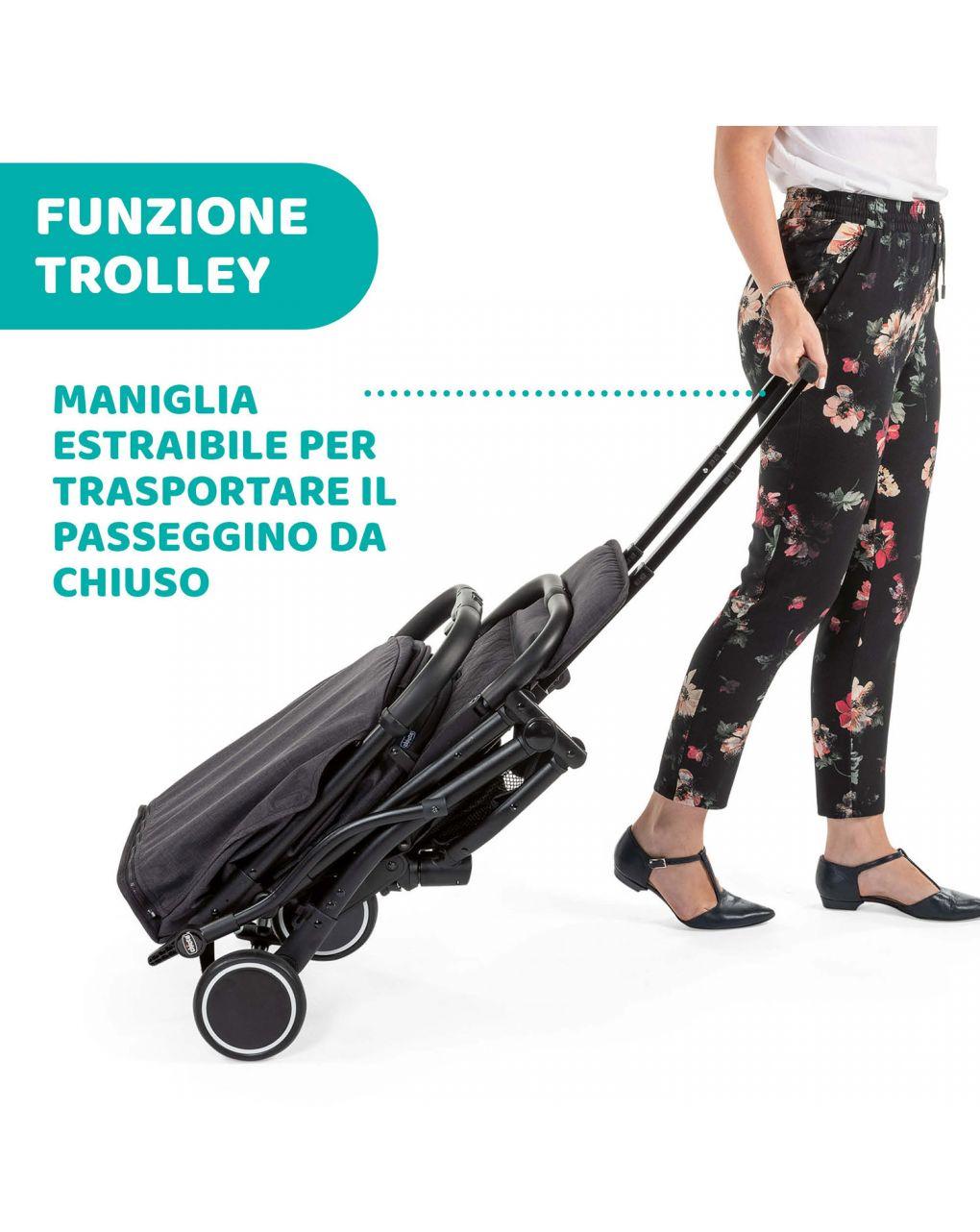 Passeggino trolley me stone - Chicco