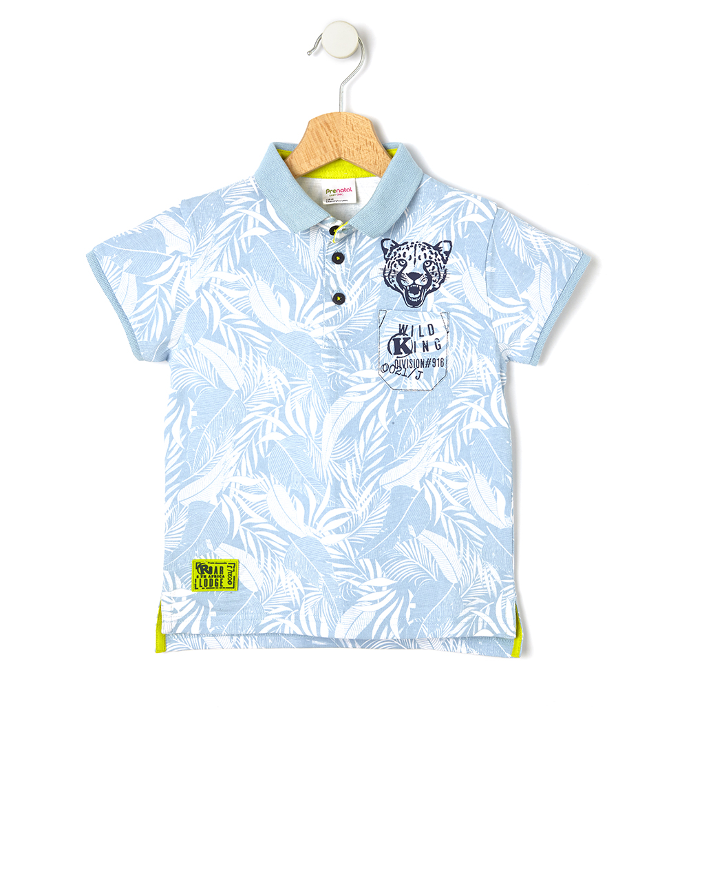 Polo in jersey con stampa - Prénatal