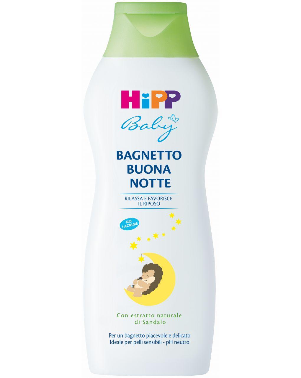 Bagnetto buona notte 350 ml - Hipp Baby