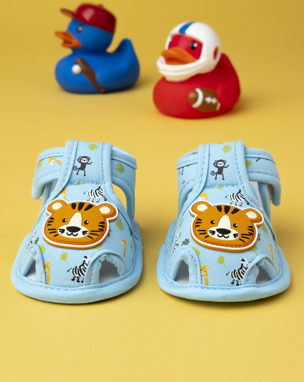 "Sandalo boy ""tiger"" - Prénatal"