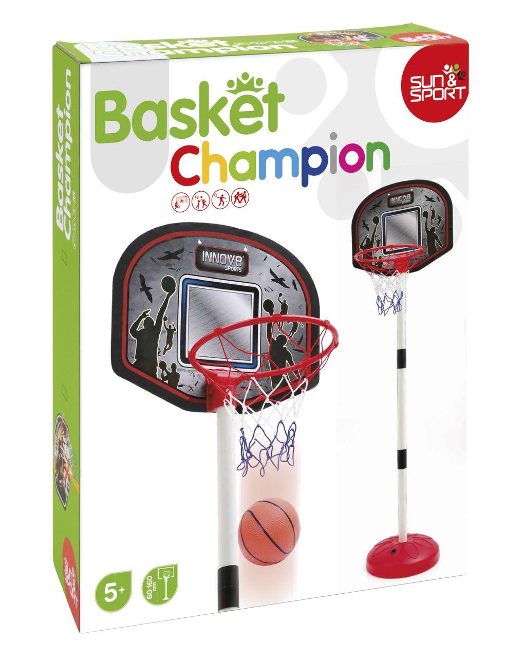 Sun&sport - basket da terra 130cm - Sun&Sport
