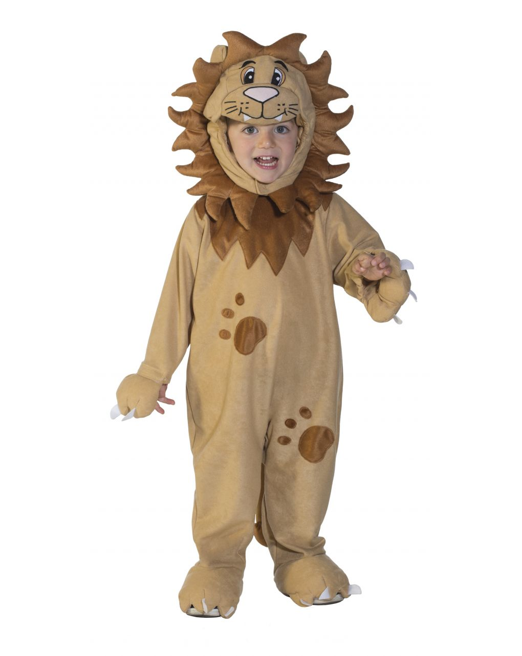Costume leoncino baby 1/2 anni - Carnaval Queen