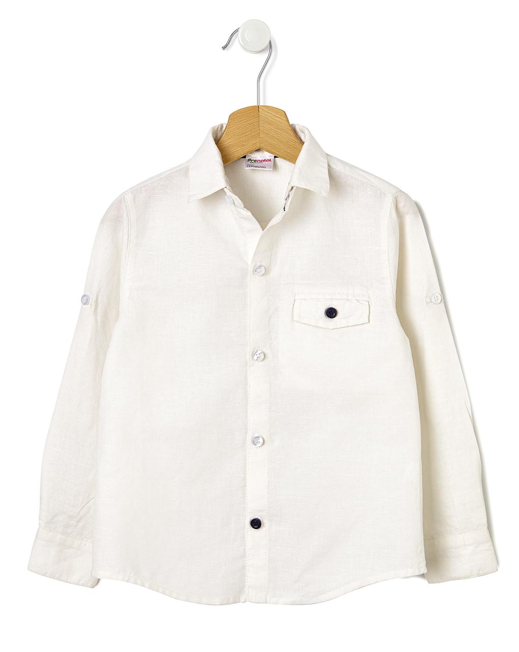 Camicia con colletto removibile - Prénatal