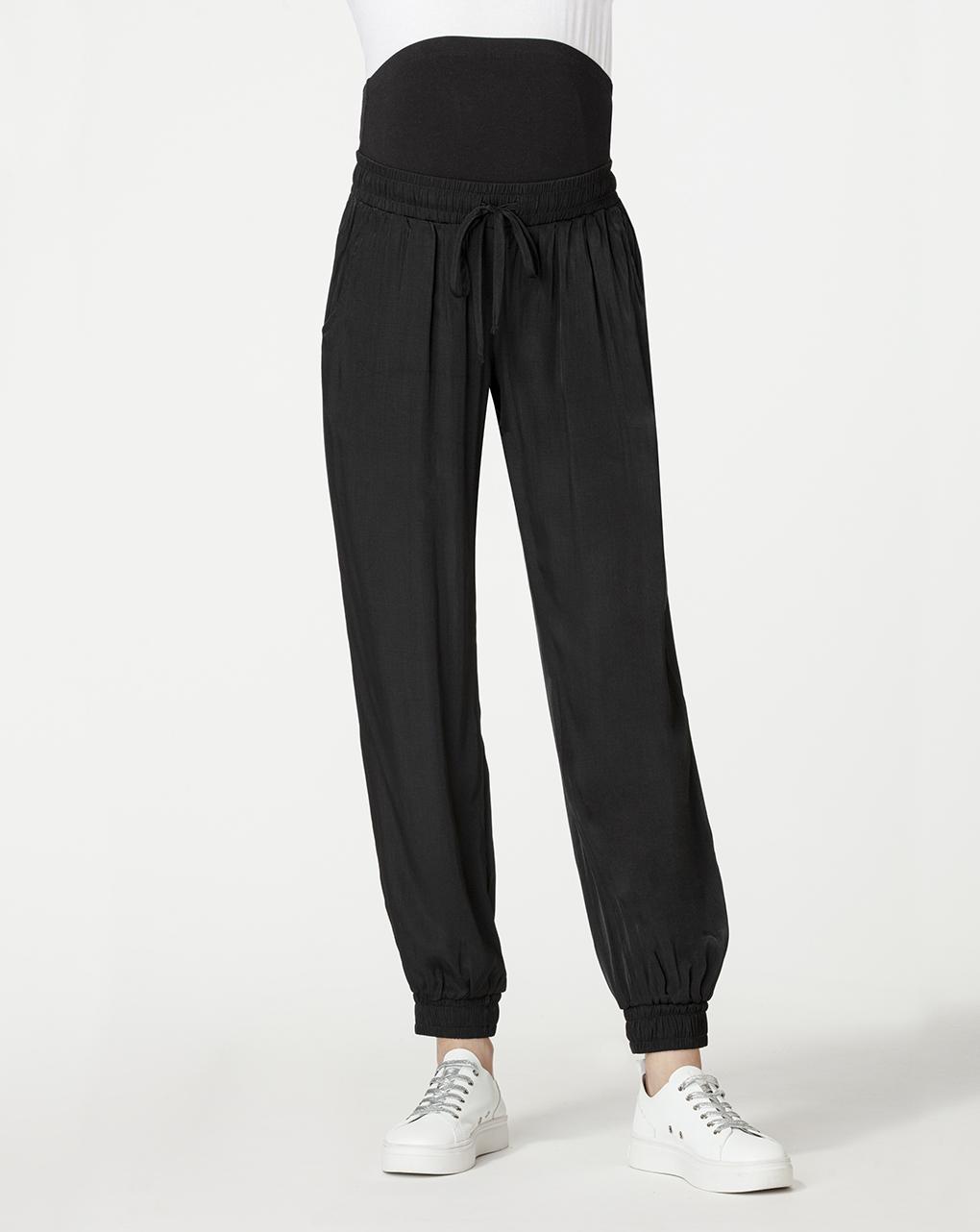 Pantaloni premaman neri - Prénatal