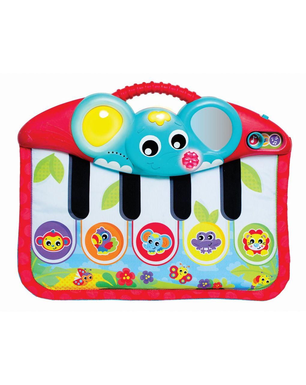 Playgro - music and lights piano & kick pad - Playgro
