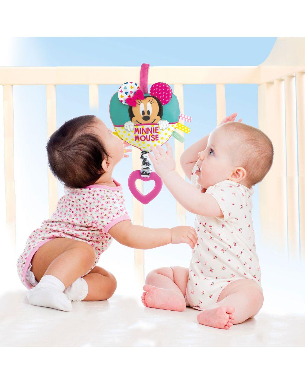 Babyclementoni - baby minnie morbido carillon - Baby Clementoni