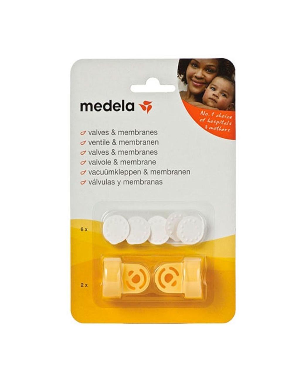 Blister valvole e membrane - Medela