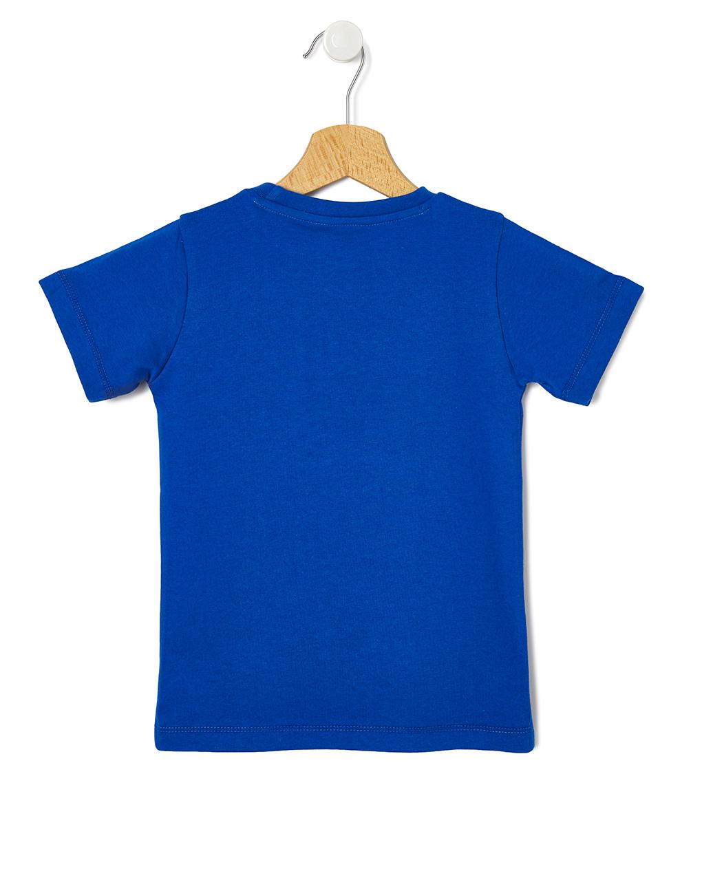 T-shirt con stampa squalo - Prénatal