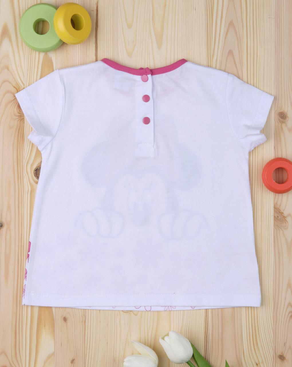 """T-shirt bimba """"minnie"""" - Prénatal"""