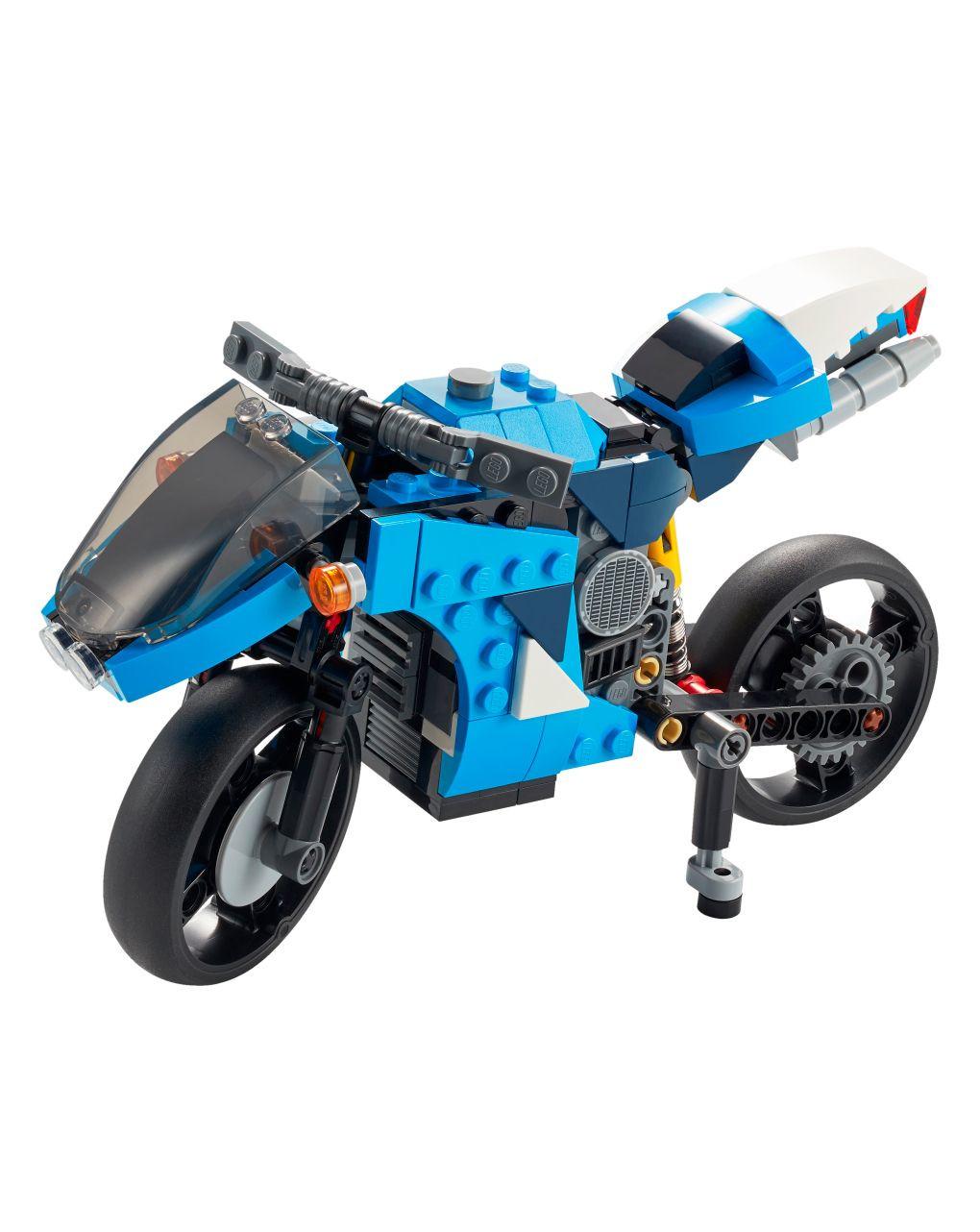 Lego creator - superbike - 31114 - LEGO
