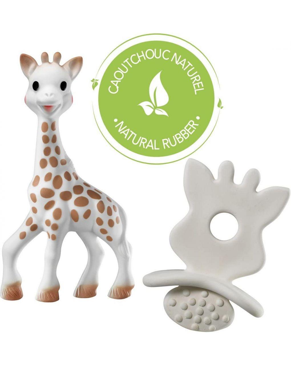 Vulli - sophie la girafe + massaggiagengive - SOPHIE LA GIRAFE