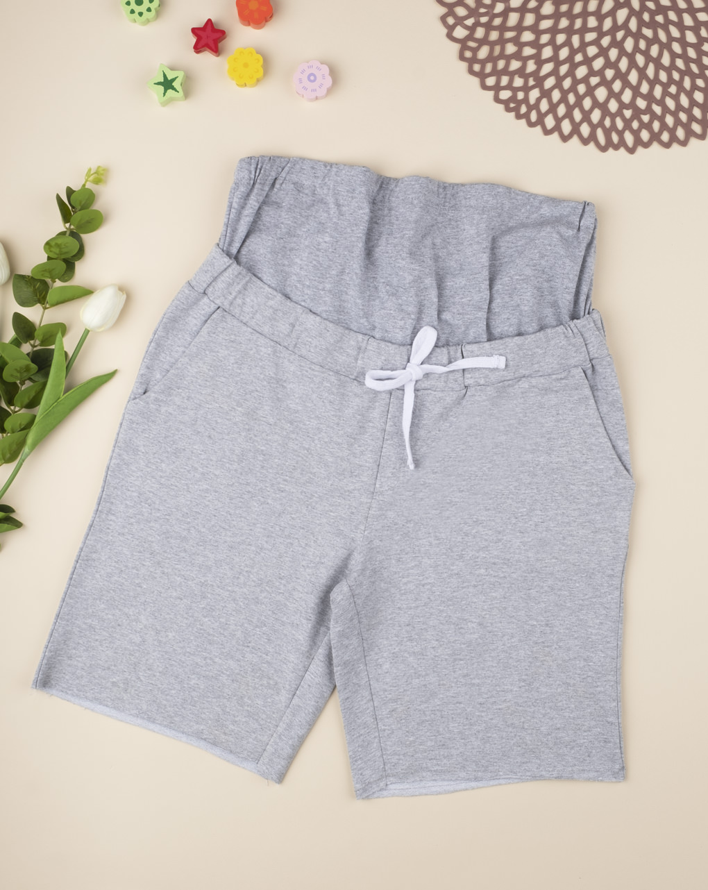 Shorts felpato con fleece - Prénatal