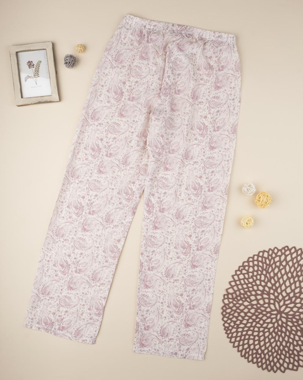 """Pantaloni pigiama """"rosa sfumato"""" - Prénatal"""