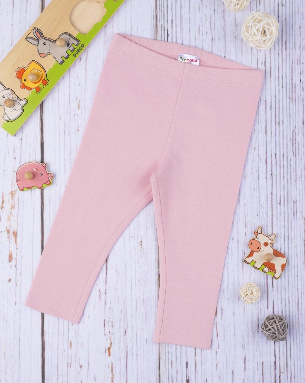 """Leggings girl """"pink"""" - Prénatal"""