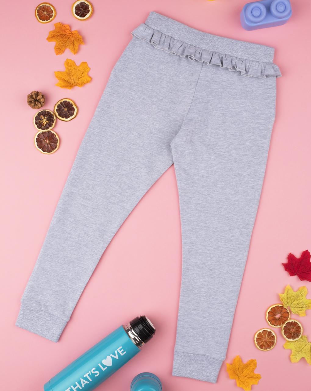 """Pantalone felpato girl """"teddy friend"""" - Prénatal"""