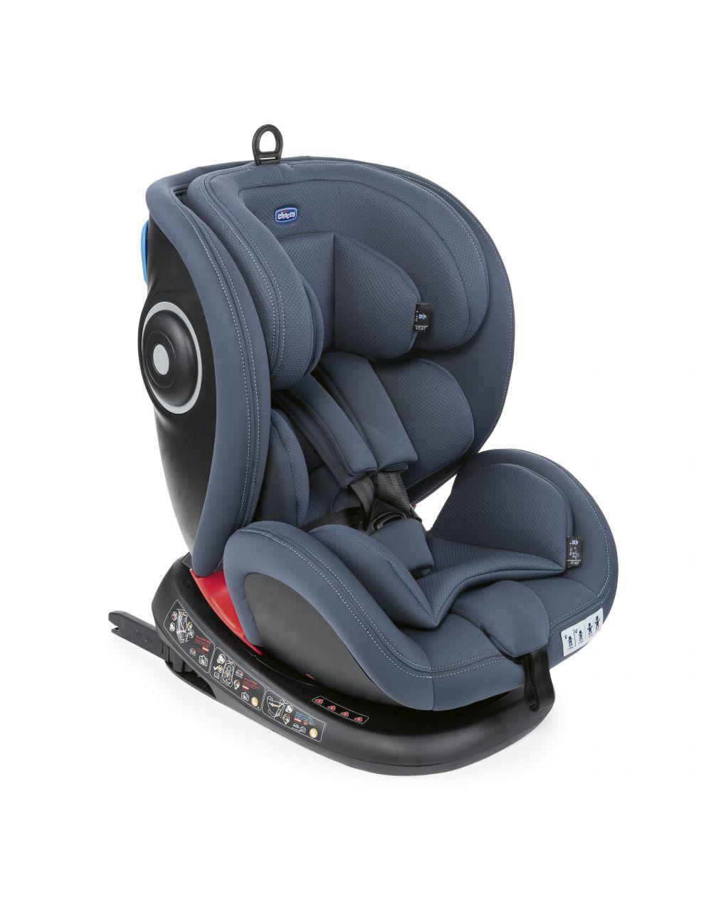 Seggiolino seat4fix india ink - Chicco